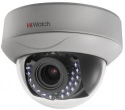 DS-T207P (2.8-12 mm) HiWatch Купольная HD-TVI видеокамера